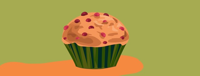 Gluten and Dairy Free Holiday Muffins image