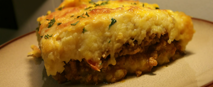 IBS-Friendly Traditional Dominican Shepherd's Pie