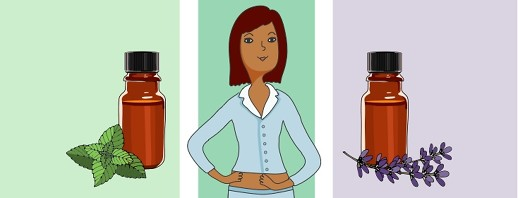 Essential Oils for IBS image