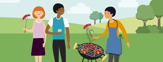 IBS Friendly Grillin' image