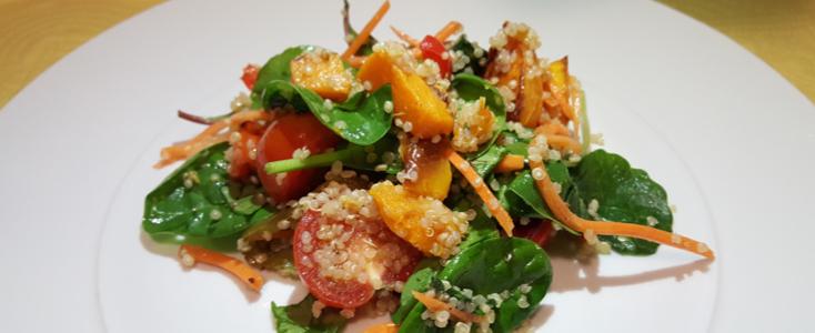 Quinoa flatulence