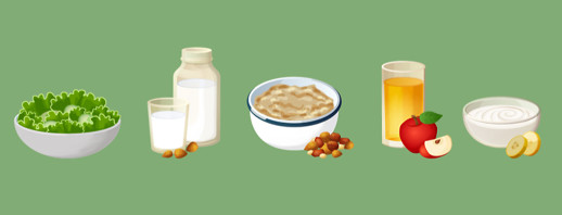 What to Eat When You Think You Can't Eat Anything: The ABCs of Low FODMAP foods image