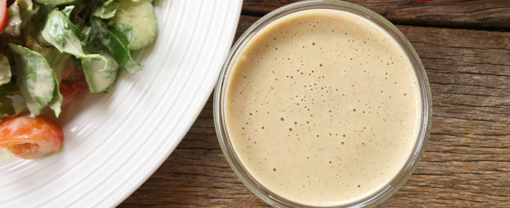 Low FODMAP Tahini Dressing