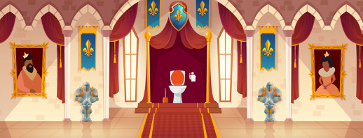 Chained to the Porcelain Throne image