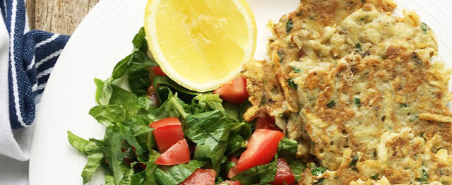 Sardine and Potato Patties image
