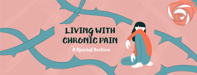 Living with Chronic Pain and IBS image