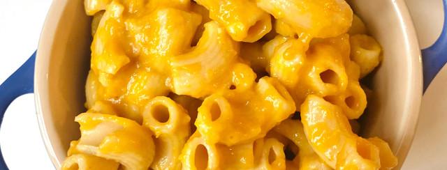 Creamy Butternut Squash Mac and Cheese image