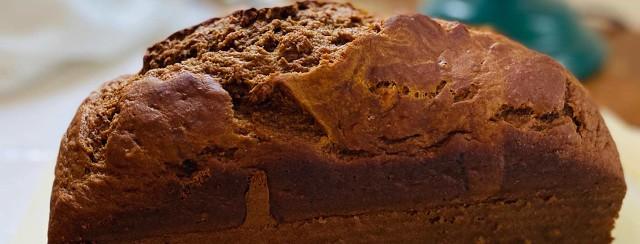 Buckwheat Banana Gingerbread image