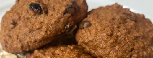 Double Ginger Molasses Breakfast Cookies image