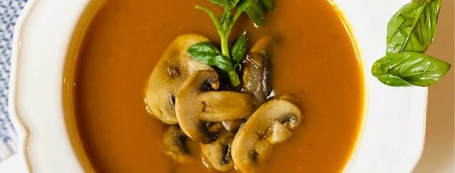 Extra Veggies Soup image