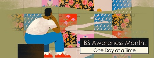 IBS Awareness Month 2021: One Day At A Time image