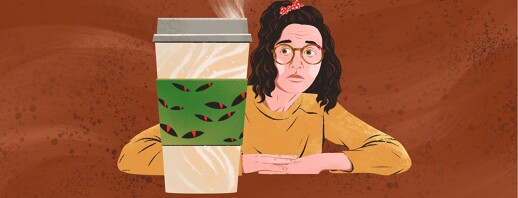 My Toxic Relationship with Coffee image