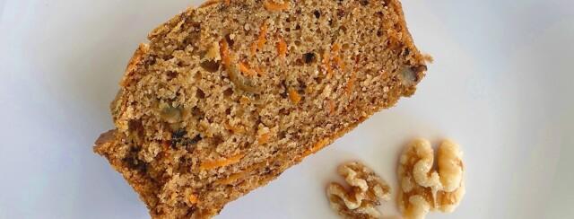 Cannot-Resist Low FODMAP Carrot Cake image