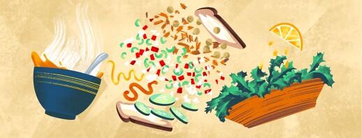 IBS-Friendly Tasty Recipes, Day 1 image