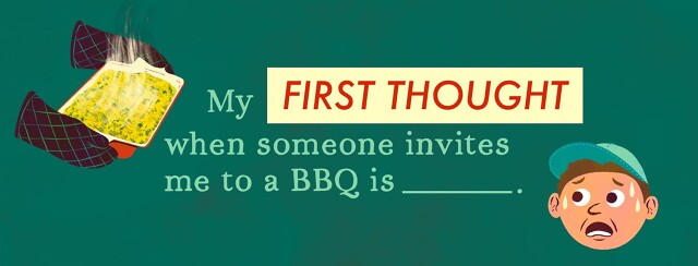 Community Views: IBS and Summer Barbecues image