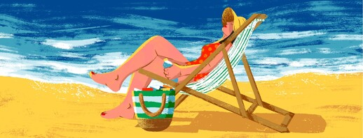 6 Tips for Going to the Beach With IBS image