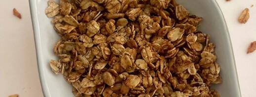 Cinnamon Maple Granola image